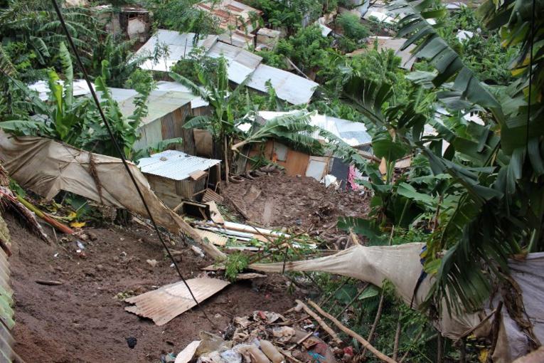Mayotte: des pluies diluviennes tuent une mère et ses 4 enfants