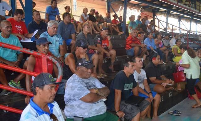 L'assemblée générale du monde du va'a s'est tenue le 6 janvier dernier, à Fautaua (crédit : Noe Picture).