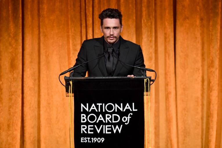 Cinq femmes accusent l'acteur James Franco de comportement inapproprié