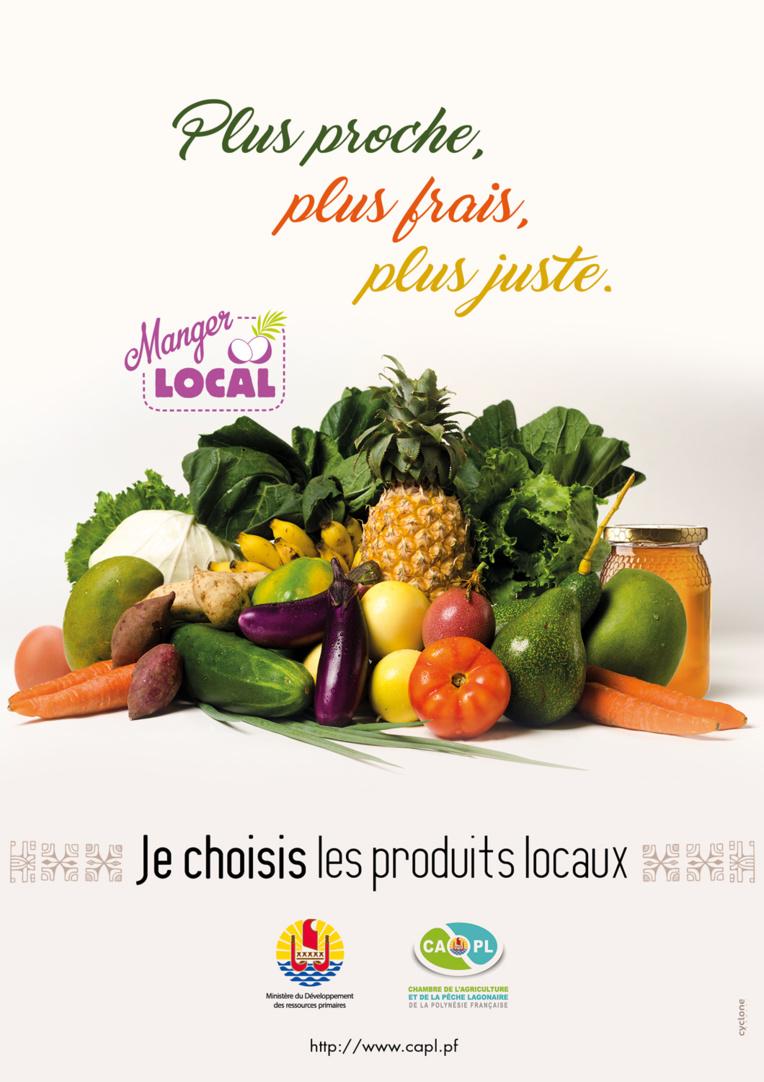 Une campagne pour mettre le local dans votre assiette