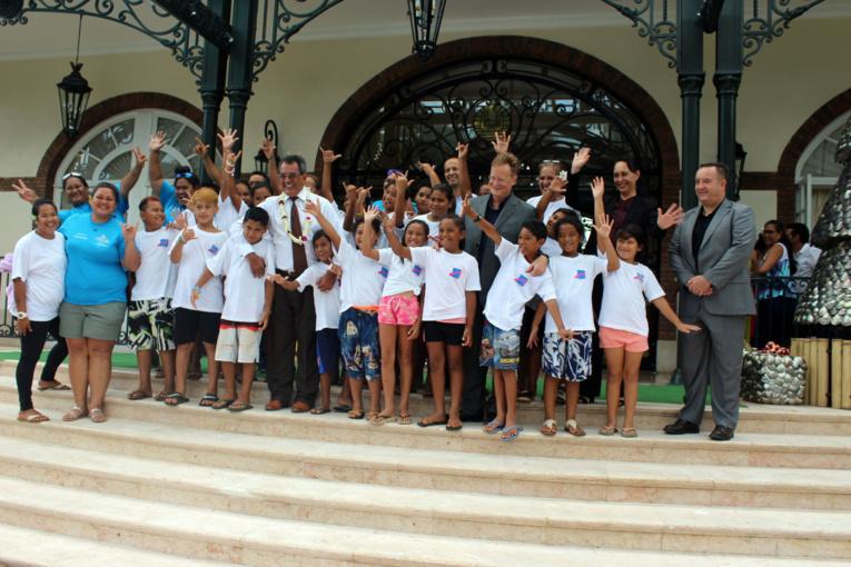 Education : Un même accompagnement à la scolarité pour les communes de Tahiti