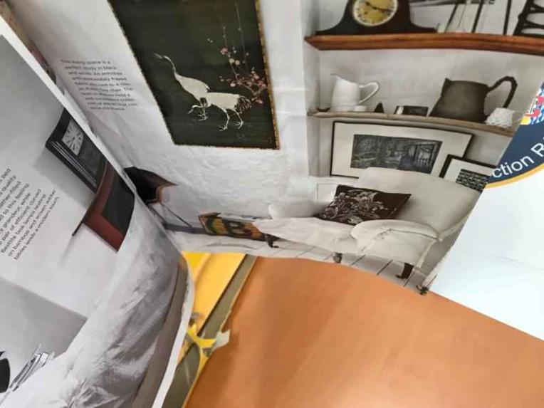 L'ice commandée sur internet était cachée dans un magazine (photos)
