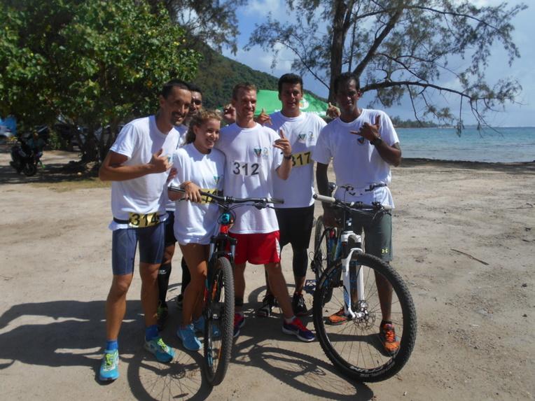 Cet événement sportif vise à sensibiliser les cyclistes de l'île sœur sur la sécurité routière.
