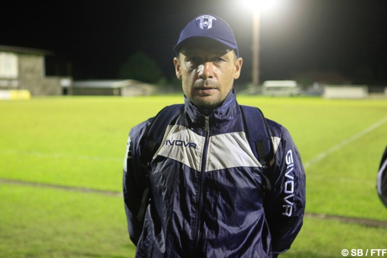 Samuel Garcia, coach de Vénus