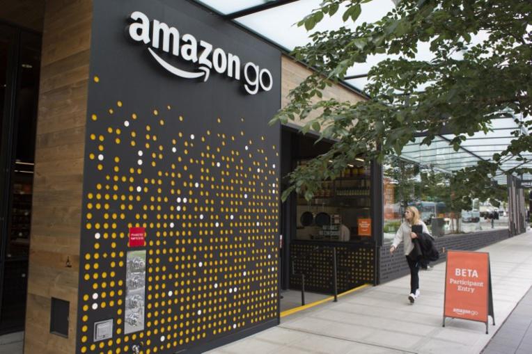 USA: Amazon ouvre au public sa supérette physique sans caisses