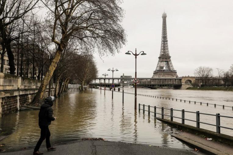 Crues: la Seine et le Rhin montent, 23 départements en vigilance orange