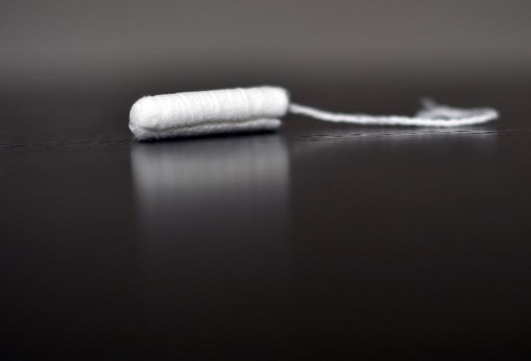 Le tampon hygiénique, jamais plus de huit heures