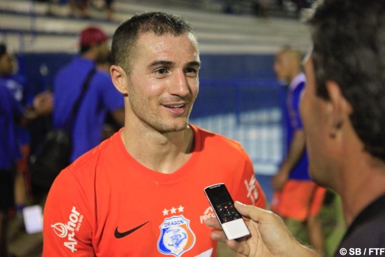 Reynald Lemaitre va apporter son expérience au club de Titioro