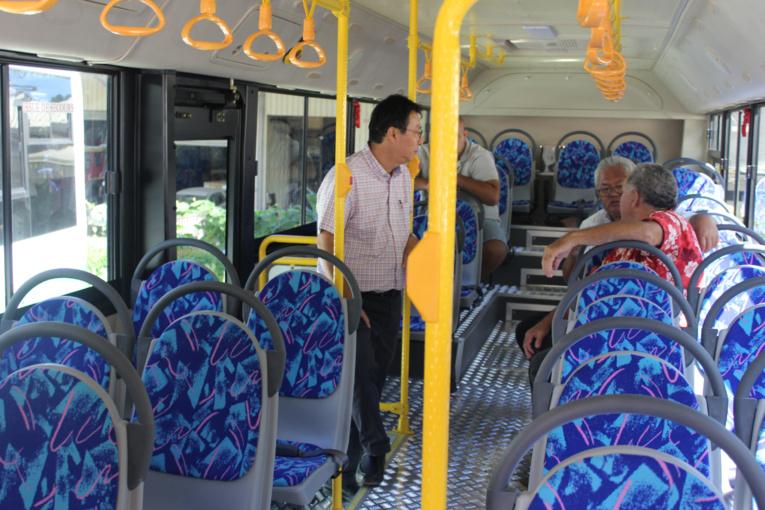 Transports en commun : Quatre nouveaux bus scolaire pour la Presqu'île