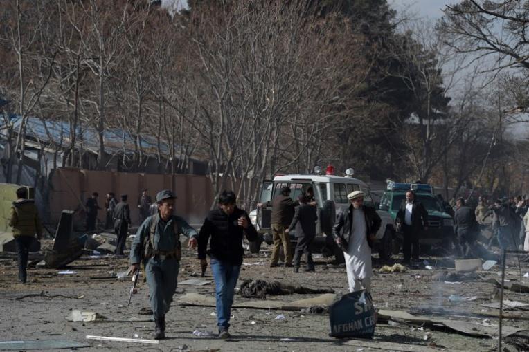 Massacre à l'ambulance piégée à Kaboul : 95 morts et 158 blessés