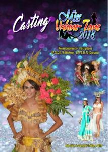 L'élection de Miss Vahine-Tane aura lieu le 17 mars.