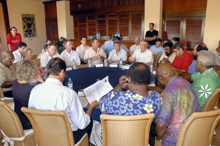 Nelle-Calédonie: les indépendantistes en quête d'unité avant le référendum