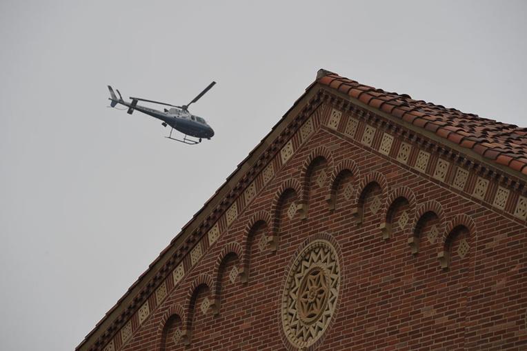 Trois morts dans un crash d'hélicoptère près de Los Angeles