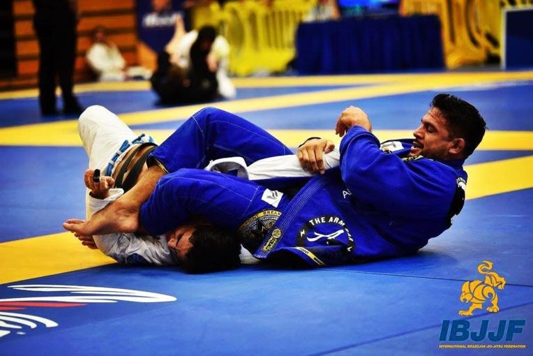 Dany Gérard participera aux championnats du monde IBJJF en Californie fin mai