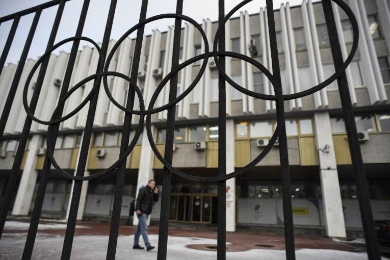 Dopage/Russie: le CIO subit un camouflet, confusion à huit jours des JO-2018