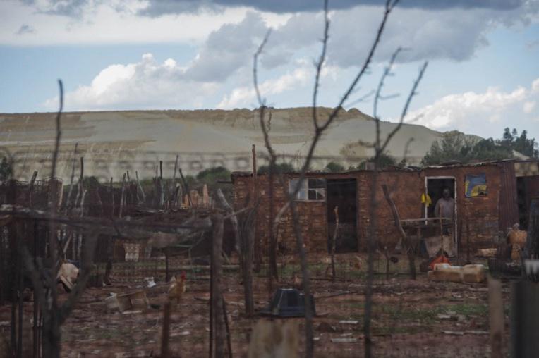 Afrique du Sud: 950 mineurs bloqués sous terre par une panne d'électricité