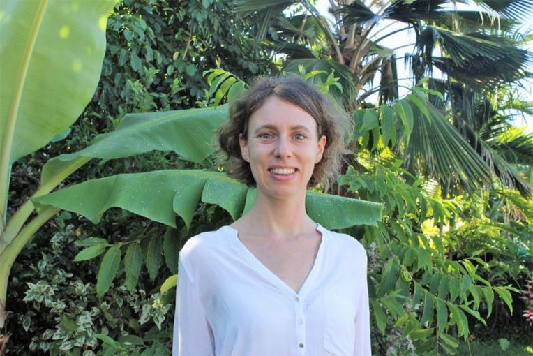 Anaïs Bergeretti est spécialisée dans la pâtisserie végétale.