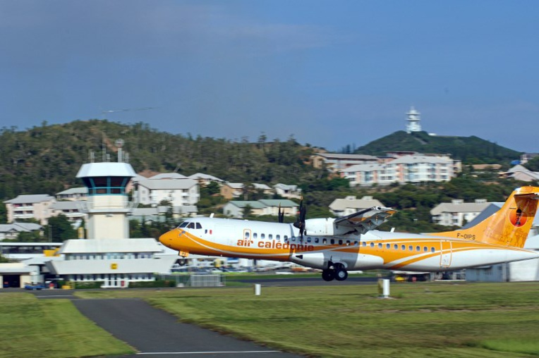 Premier vol charter entre la Nouvelle-Calédonie et la Chine
