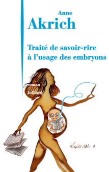 L'anti-manuel de grossesse d'Anne Akrich