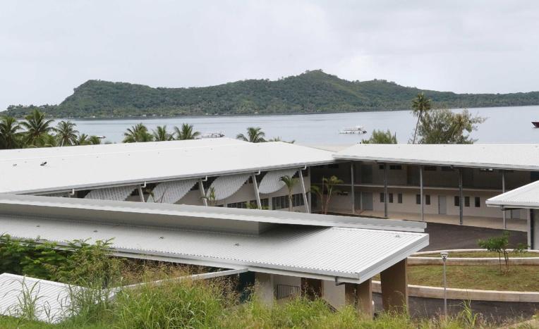 Le futur établissement scolaire, qui pourra accueillir environ 1220 élèves, remplacera la structure actuelle.