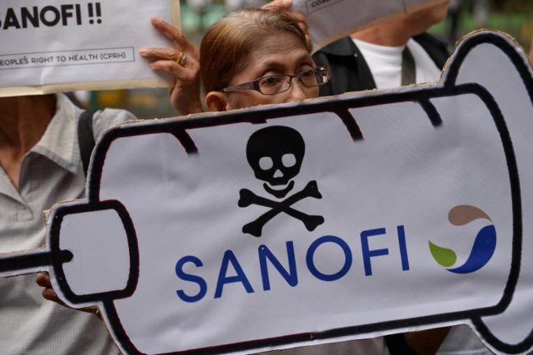 Vaccins contre la dengue : Sanofi rejette la demande de Manille