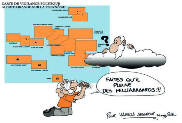 """ Vigilance orange "" par Munoz"