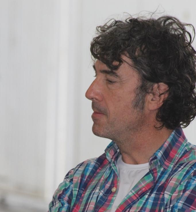 """Éric Lavaine, président du jury du Fifo : """"Ce que je veux, c'est prendre du plaisir""""."""