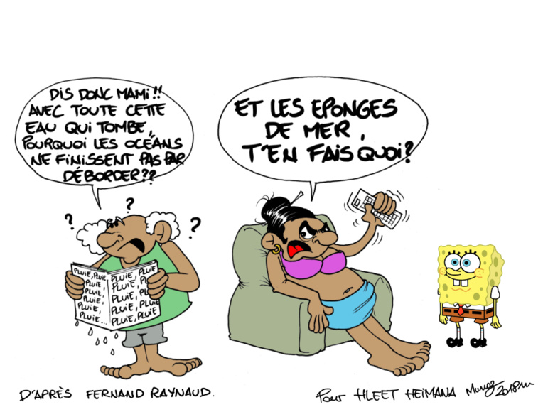 """ Les inondations "" par Munoz"