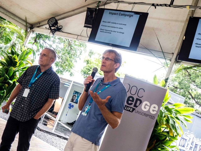 Le Good Pitch, un tremplin pour la création audiovisuelle