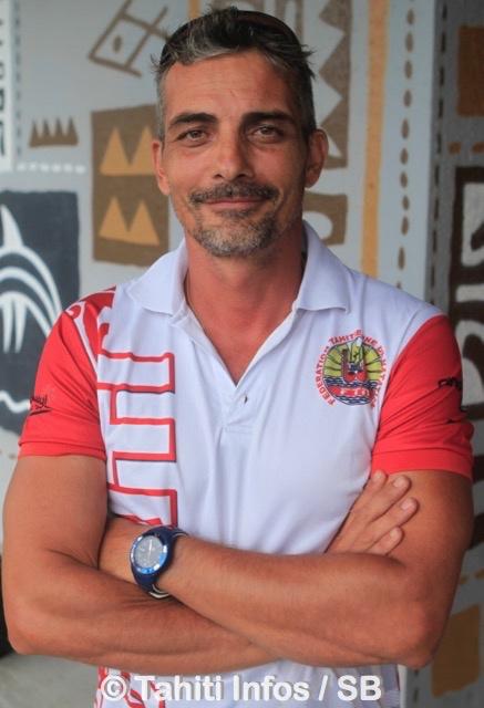 Sylvain Roux, cadre fédéral