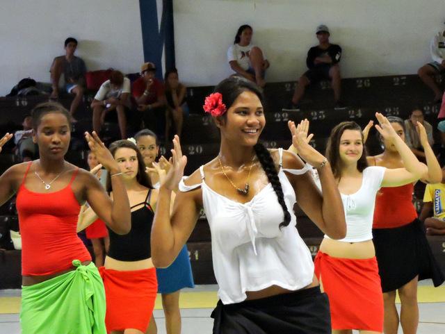 Une journée consacrée aux jeunes et au ori Tahiti