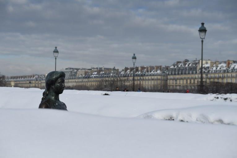 Météo France met en garde contre de nouvelles chutes de neige vendredi