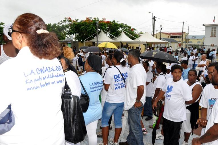 Taux d'homicides volontaires très élevés à St-Martin et en Guadeloupe