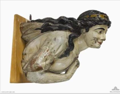 La figure de proue du Seeadler.