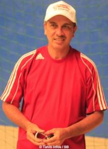 Michel Teuira, vice-président de la fédération