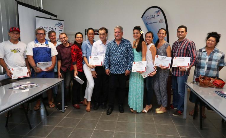 Passeport Digital : la première promotion de chefs d'entreprises distinguée