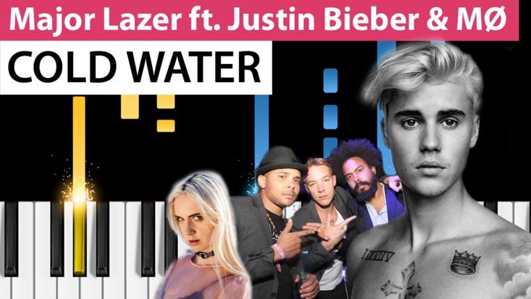 """Le tube """"Cold water"""", en featuring avec Justin Bieber, frôle déjà le milliard de vues…"""