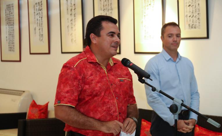 C'était la fête du Printemps à l'école Philanthropique chinoise de Papeete