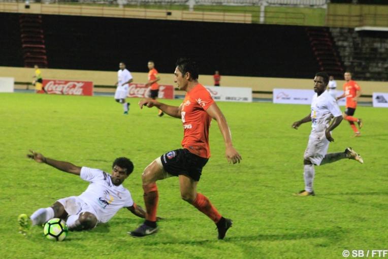 Football – Ligue des champions OFC : Dragon bat Lossi 4-0