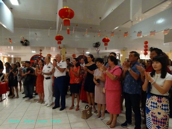 Le consul de Chine fête le nouvel an chinois