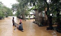 Tempête tropicale dans le sud des Philippines, quatre morts