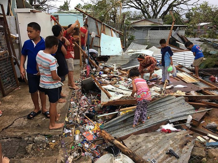 Cyclone Gita : des dégâts aux Tonga, mais aucun décès recensé