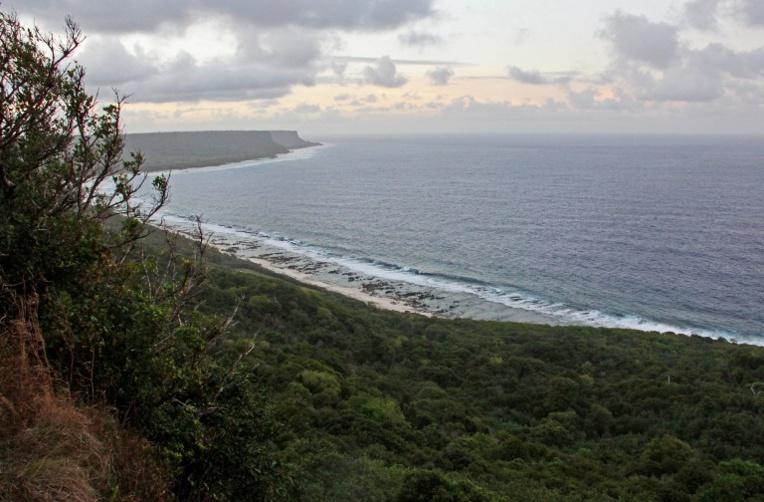 Guam, forteresse américaine tropicale, sereine malgré les menaces de Pyongyang