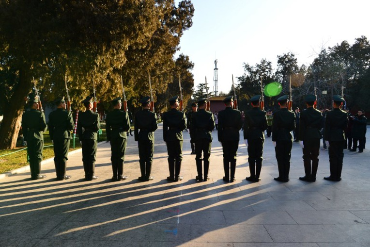 Un haut responsable militaire américain alerte sur l'expansion de l'armée chinoise