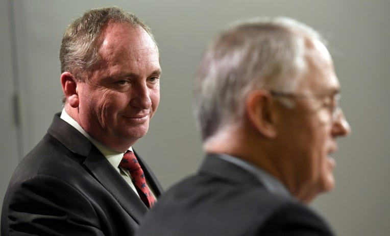 Australie: les liaisons interdites par le Premier ministre