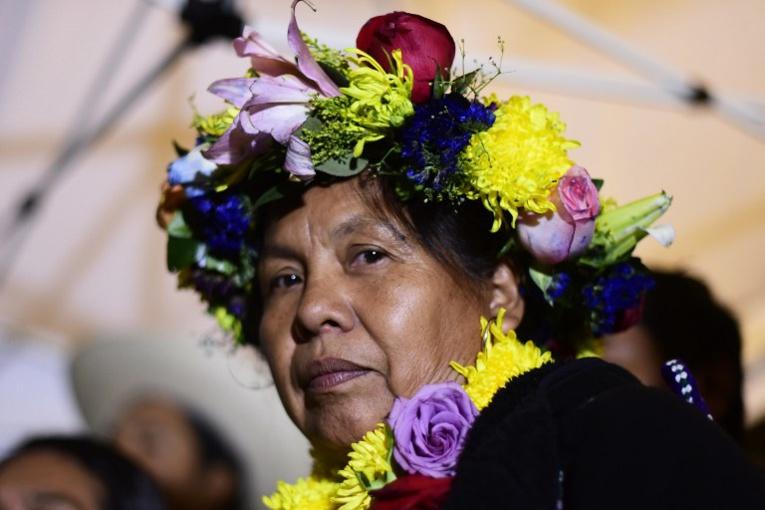 Mexique/présidentielle: la candidate indigène blessée dans un accident