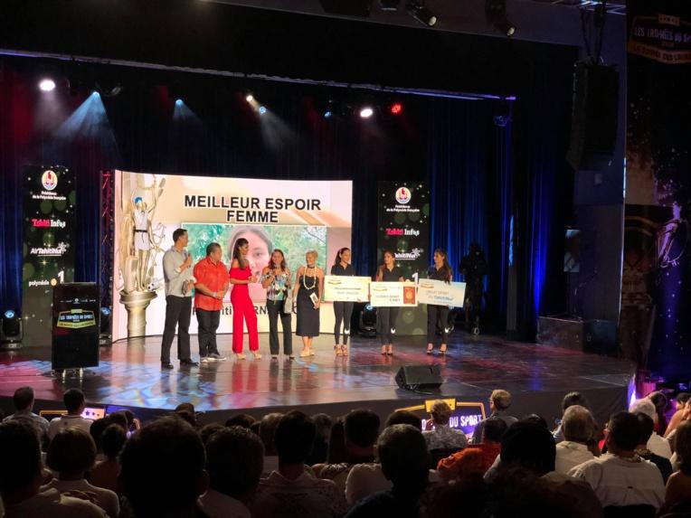 Trophée du sport : Henri Burns, sportif de l'année