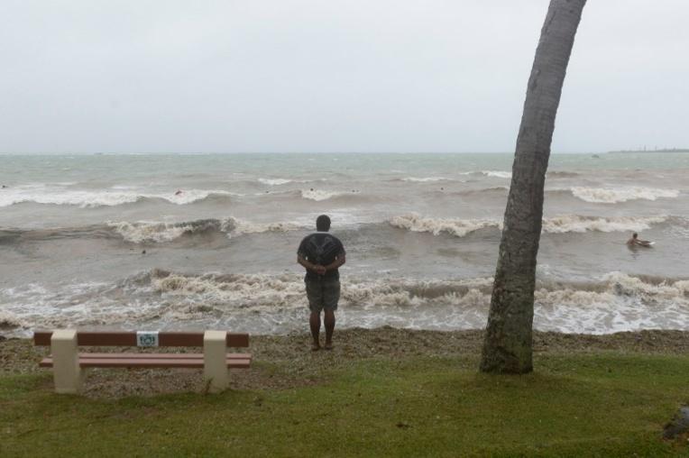 Nouvelle-Calédonie: alerte cyclonique maximale à l'île des Pins