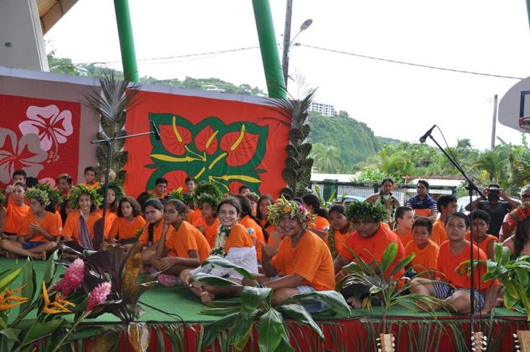 L'école Manotahi de Punaauia a fêté ses 50 ans