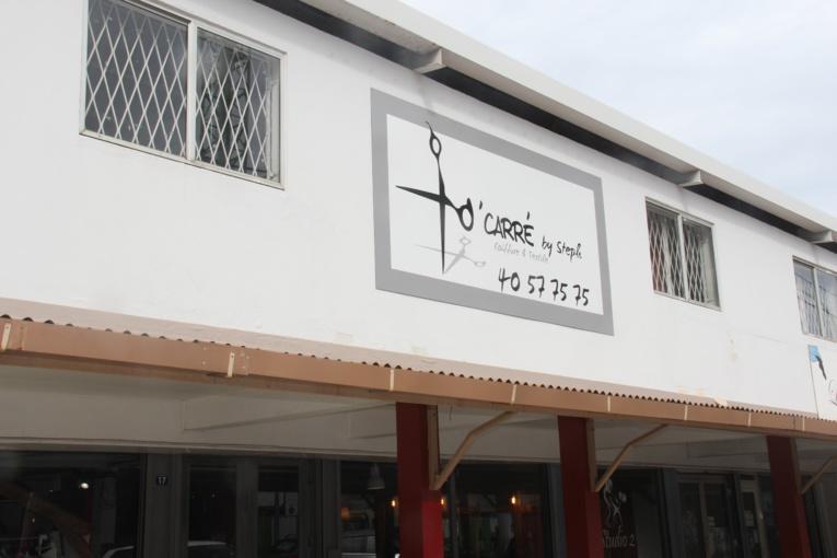 Salon de coiffure: un nouveau concept à Papeete